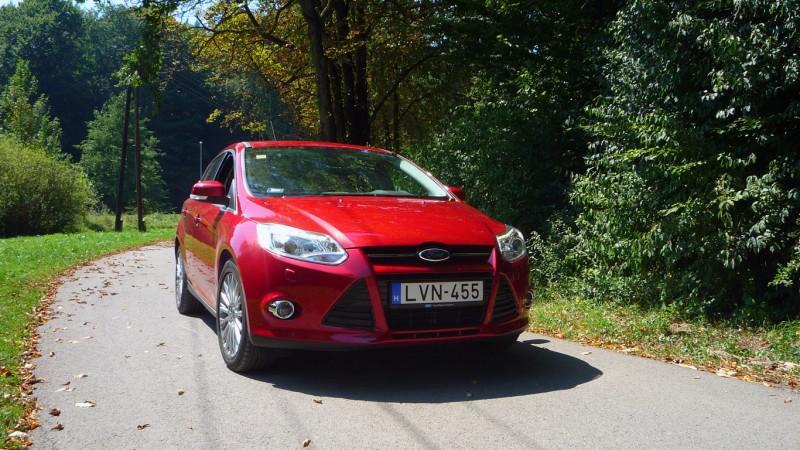 Ford Focus 1.6 EcoBoost 150 (2011) teszt - Életvidám tucatautó ba469aa9c0