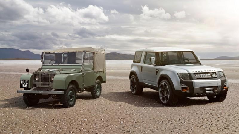 Stílusos belépő: a Land Rover 70. születésnapján debütál az új Defender