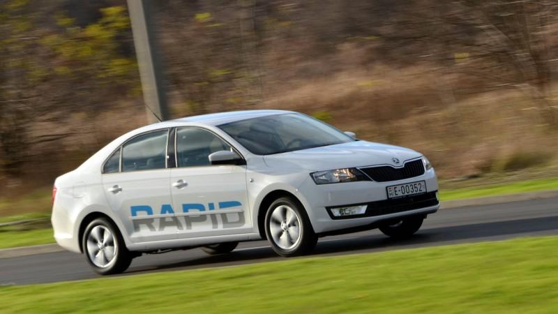 Škoda Rapid 1.2 TSI (2012) és Renault Clio 0.9 TCe teszt - Olvadó ... 9df9875377