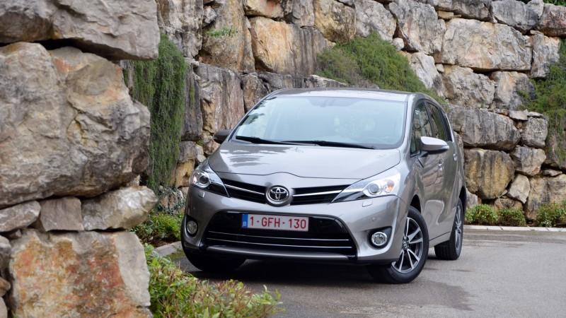 Toyota Verso 1.6 D-4D (2014) menetpróba - BMW dízellel fog aratni a ... 882d0f0c1d