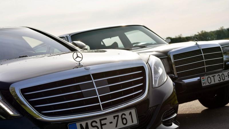 Mercedes-Benz S-osztály (2014) múltidéző összehasonlító teszt - Királynők 53f7bf6c76604