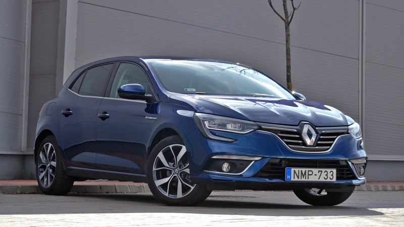 Renault Mégane Energy TCe 131 (2016) teszt - A változás ereje
