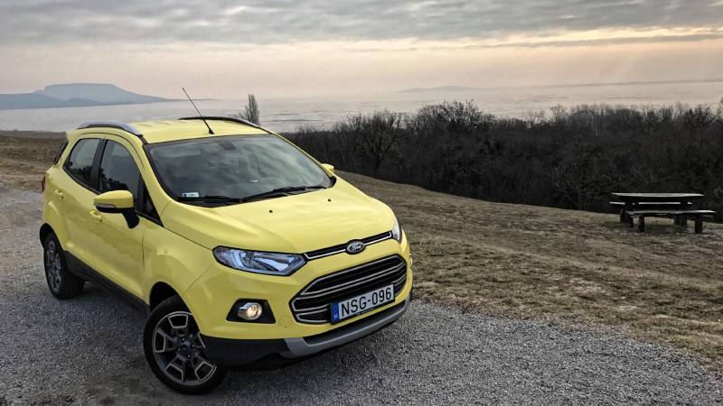 Ford EcoSport 1.0 Ecoboost (2017) teszt - Szamba 08e695b8d5