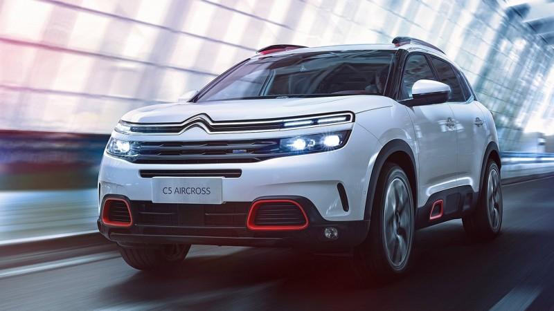 Csütörtökön végre Európába is megérkezik a Citroën C5 Aircross