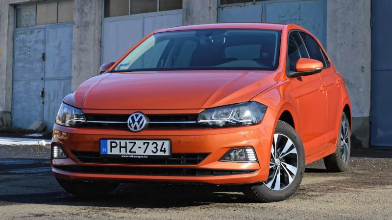90ccd3d08d Volkswagen Polo 1.0 TSI 115 (2017) teszt – Kiskirály